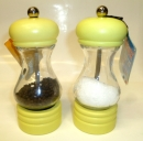 Marlux Yellow Salt & Pepper Mill Grinders