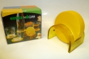Juypal Yellow Coaster Set of 6