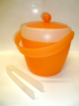 Juypal Ice Bucket Orange