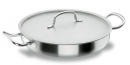 Lacor Chef Round Dish with lid