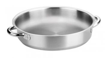 3 Qt - 2.7 Lts Lacor Eco-Chef Round Dish