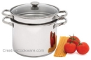 8 Qt Pasta Cooker Set