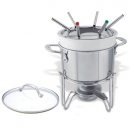 11 Pcs Stainless Fondue Set