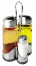 Oil & Vinegar 4 pc Cruet Sets