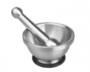 Stainless Mortar & Pestle