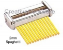 Universal 2mm Spaghetti Universal Cutter HOT DEAL