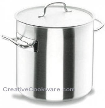 53 Qt - 50 Lts Lacor Chef Stainless Steel Stock Pot