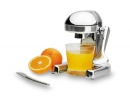 Chrome Metal Citrus Juicer