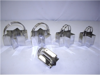 Star Stainless Steel Cutters - HOT DEAL