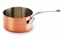 Mauviel M'150s Sauce Pans with Stainless Steel Handles
