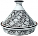 Le Souk 2.2 Qt Black & White Design Tagine