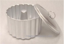 2.5 Qts - 8 Cups Steam Plum Pudding Mold - HOT DEAL