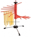 Deluxe Red Pasta Drying Rack