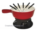 Le Cuistot 2.2 Qt  - 2 Lts Cheese Fondue Sets