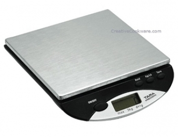 Electronic 6.2 Lbs Kitchen Scale