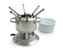 Swissmar 11 Pcs Arosa Fondue Set