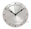 "8 1/2"" Phase Wall Clock"