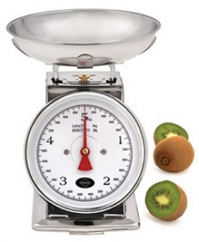 Deluxe 11 Lbs Kitchen Scale