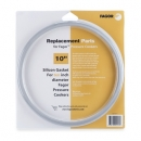 "Fagor 10"" Replacement Rubber Gaskets"