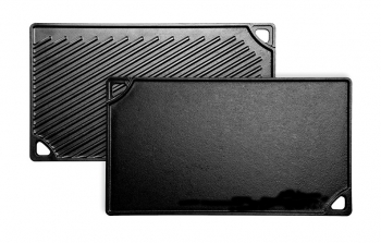 Ibili Reversible Cast Iron Griddle - HOT DEAL
