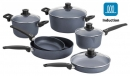 WOLL Diamond Lite INDUCTION 10 Pcs Cookware Set