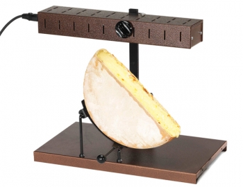 Bron Coucke 1/2 Cheese Wheel ALPAGE Raclette Machine #RACL02 HOT DEAL