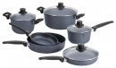 WOLL Diamond Lite 10 Pcs Cookware Set