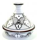 Le Souk 2.2 Qt Black-White Sabrine Design Tagine