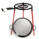 Bundle Gas Burner & Tripod & Paella Pan Sets