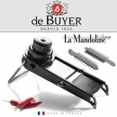 De Buyer Mandoline Swing Black Slicer