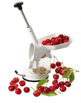 Deluxe Cherry Stoner with Suction Base HOT DEAL
