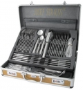 Strauss GABY SATIN 84 Pcs Flatware Set
