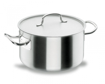 11 Qt - 10 Lts Lacor Chef Deep Casserole