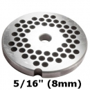 "Porkert Replacement 5/16"" (8mm) Grinder Plate"