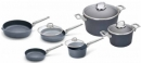 WOLL Diamond Lite PRO 10 Pcs Cookware Set
