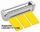 Imperia TXR Reginette Lasagnette 12mm Cutters For R220 & RM220