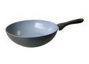 "Cool Kitchen Green Cuisine 12"" - 30cm Wok"