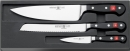 Wusthof Classic 3 Pcs Knives Set