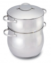 Cuisinox 16 Qt - 15 Lts Couscous Steamer Set