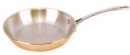 Strauss Le Cuivre 3-Ply Copper Frying Pans