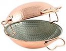 "14"" - 36cm Traditional Copper Cataplana - HOT DEAL"