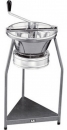 Tellier 12 Qt - 11 Lts Professional Food Mills on Tripod #P10