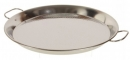 Stainless Steel Heavy Gauge Paella Pans
