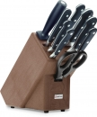 Wusthof Classic 9 Pcs Chocolate Block Set
