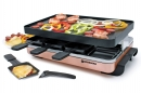 Swissmar 8 Person Zermatt Copper Raclette Set
