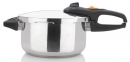 Zavor DUO 6.3 Qt - 6 Lts Pressure Cookers