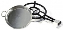 "Bundle 16.5""- 42cm (Burner + 16.5"" Pan) Gas Burner Paella Pan Set - EXTRA PROMO"