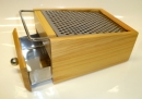 Deluxe Wood Box Cheese Grater - HOT DEAL
