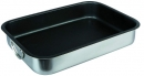 "Ibili 16"" - 40cm Non-Stick Rectangular Roasting / Lasagna Pan"