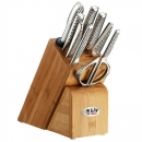 Global 10 pcs TAKASHI Knife Block Set